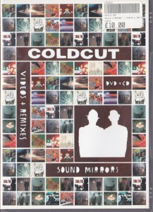 Coldcut - Sound Mirrors: Videos and Remixes (CD/DVD, UK) - Cover