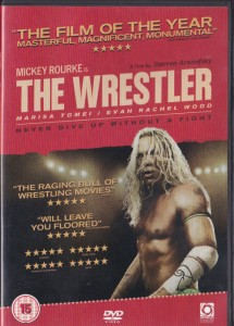 V/A feat. 20 Miles - The Wrestler (DVD, UK) - Cover