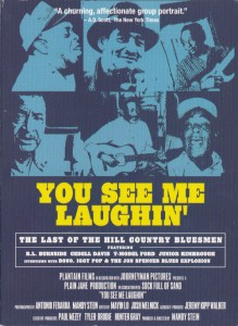 V/A feat. The Jon Spencer Blues Explosion - You See Me Laughin': The Last of The Hill County Bluesmen (DVD, US) - Cover