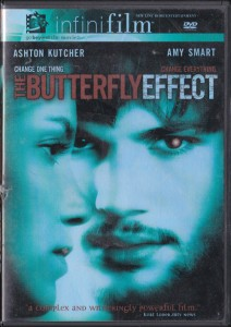V/A feat. The Jon Spencer Blues Explosion - The Butterfly Effect [2-Sided Disc] (DVD, US)  - Cover