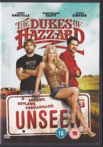 V/A feat. Blues Explosion - Dukes of Hazzard: Unseen (DVD, UK) - Cover