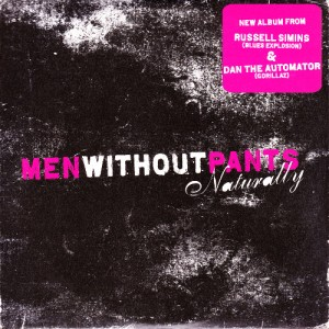 Men Without Pants - Naturally [Promo] [#2] (CD, US) - Cover