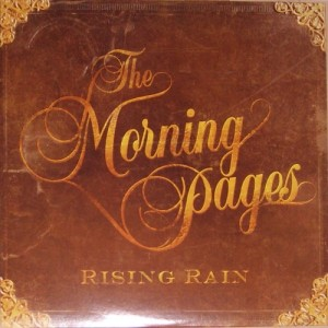 The Morning Pages - Rising Rain  (LP, US) - Cover