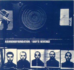 Asian Dub Foundation – Rafi's Revenge (CD, GERMANY) - Cover