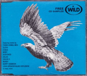 V/A feat. Jon Spencer Blues Explosion - Wild Promotions Volume 3 (CD, UK) - Cover