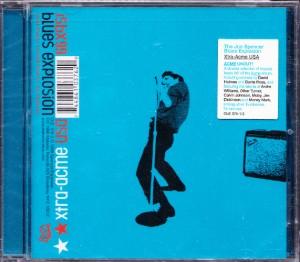 The Jon Spencer Blues Explosion - Xtra Acme USA (CD, US) - Cover