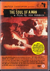 V/A feat. The Jon Spencer Blues Explosion – The Soul of A Man (DVD, UK) - Cover