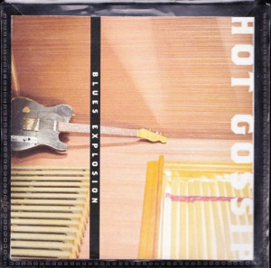 Blues Explosion - Hot Gossip [Promo] [#2a] (CD, UK) - Cover