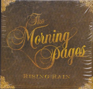 The Morning Pages - Rising Rain (CD, US) - Cover