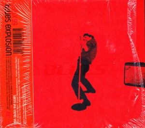 The Jon Spencer Blues Explosion - Talk About The Blues (CD, UK) - Cover