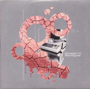 Schneider TM - Reconfigures [Promo] (CD, UK) - Cover