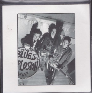 Blues Explosion - Hot Gossip [#1] [Promo] (CD, UK) - Cover