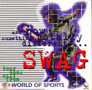 V/A feat. Boss Hog - Swag (CD, US)  - Cover