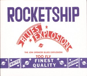 Jon Spencer Blues Explosion - Rocketship (CD, AUSTRALIA) - Cover