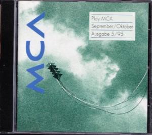 V/A feat. Boss Hog - Play MCA Ausgabe 5/95 (CD, GERMANY)  - Cover