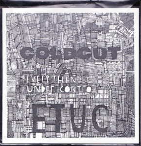 Coldcut - Everything Is Under Control [#1] [Promo] (CD, UK)  - Cover