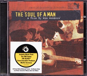 V/A feat. The Jon Spencer Blues Explosion - The Soul of A Man (CD, US)  - Cover