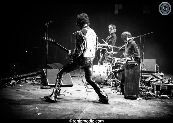 Jon Spencer Blues Explosion - I'll Be Your Mirror, Alexandra Palace, London, UK (4 May 2013)