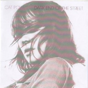 Cat Power - Dark End of The Street [Promo] (CD, US) - Cover