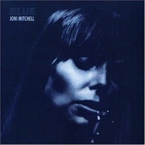 Joni Mitchell - Blue (LP, US) - Cover