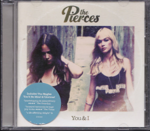 The Pierces - You & I (CD, UK) - Cover