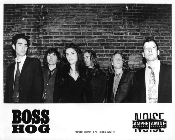 Boss Hog - Promotional Photo [#4] (PHOTO, GERMANY)