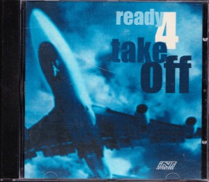 V/A feat. Jon Spencer Blues Explosion - Ready 4 Take Off [Promo] (CD, GER MANY) - Cover