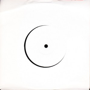 "Blues Explosion - Burn It Off [Test Pressing] (7"", UK) - Front"