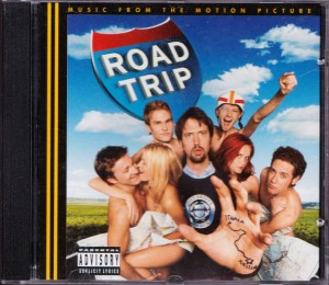 V/A feat. Jon Spencer Blues Explosion - Road Trip: Music From The Motion Picture (CD, CANADA) - Cover