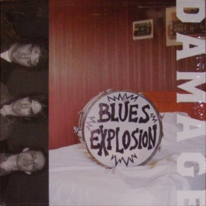 Blues Explosion - Damage (LP, UK) - Cover