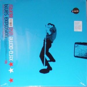 The Jon Spencer Blues Explosion - Xtra Acme USA (2xLP, US) - Cover
