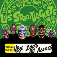Los Straitjackets - All Access VBX (DOWNLOAD, US)