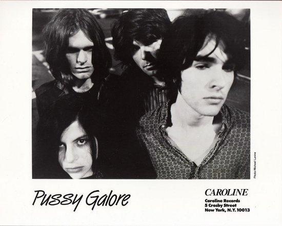 Pussy Galore - Promotional Photo [#3] (PHOTO, US)