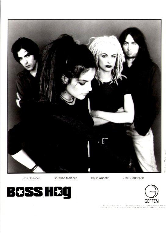 Boss Hog - Promotional Photo [#1] (PHOTO, US)