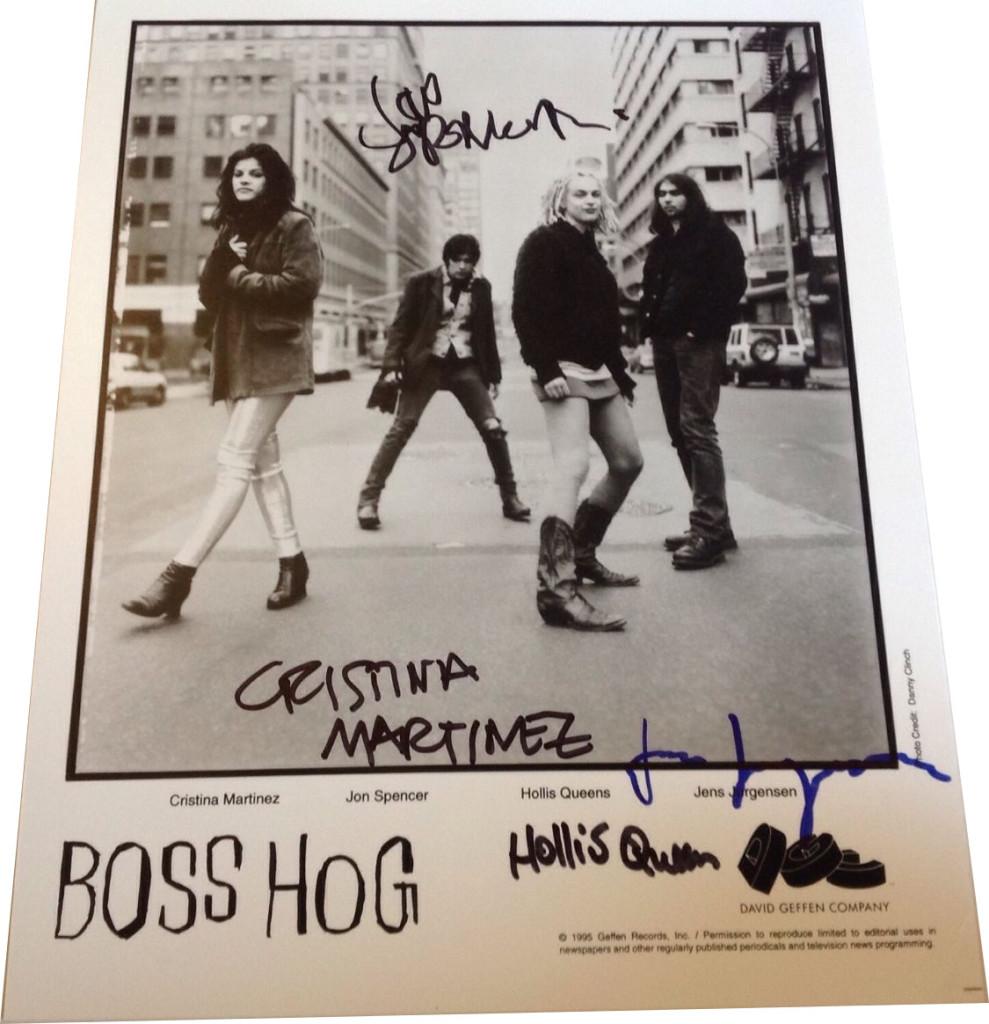 Boss Hog – Promotional Photo [#6b] (PHOTO, US)