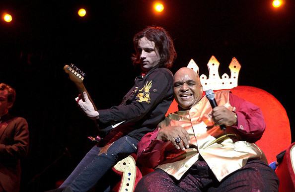 Solomon Burke Meets The Jon Spencer Blues Explosion - Royal Festival Hall, London, UK (31 January 2003)