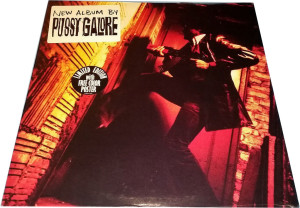 Pussy Galore – Dial 'M' For Motherfucker (LP, US) - Cover