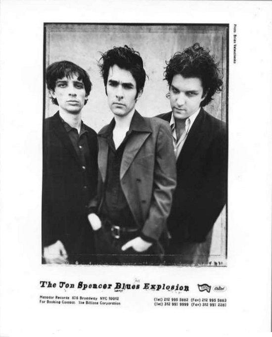 The Jon Spencer Blues Explosion - Promotional Photo [#10] (PHOTO, US)