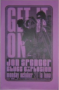 Jon Spencer Blues Explosion - La Luna, Portland, OR, US (26 October 1998)
