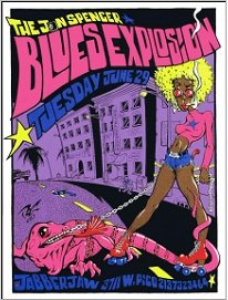 Jon Spencer Blues Explosion - Jabberjaw, Los Angeles, CA, US (29 June 1993)