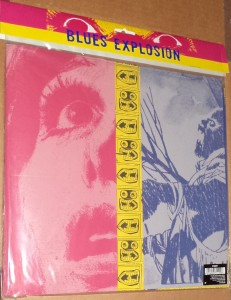 Jon Spencer Blues Explosion - Plastic Fang (2xLP, UK) - Front