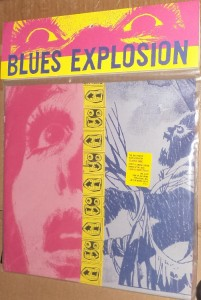 Jon Spencer Blues Explosion - Plastic Fang (2xLP, US) - Front