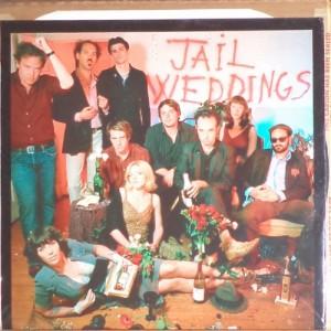 """Jail Weddings - Inconvenient Dreams (12"""", US) - Cover"""