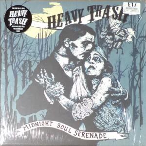 Heavy Trash - Midnight Soul Serenade (LP, EUROPE) - Cover