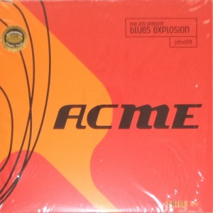 The Jon Spencer Blues Explosion - Acme (LP, US) - Cover