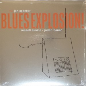 The Jon Spencer Blues Explosion - Orange [Colour Vinyl] [2011] (LP, US) - Cover