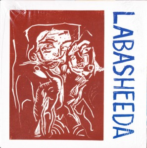 "Labasheeda - Circle (7"", NETHERLANDS) - Cover"