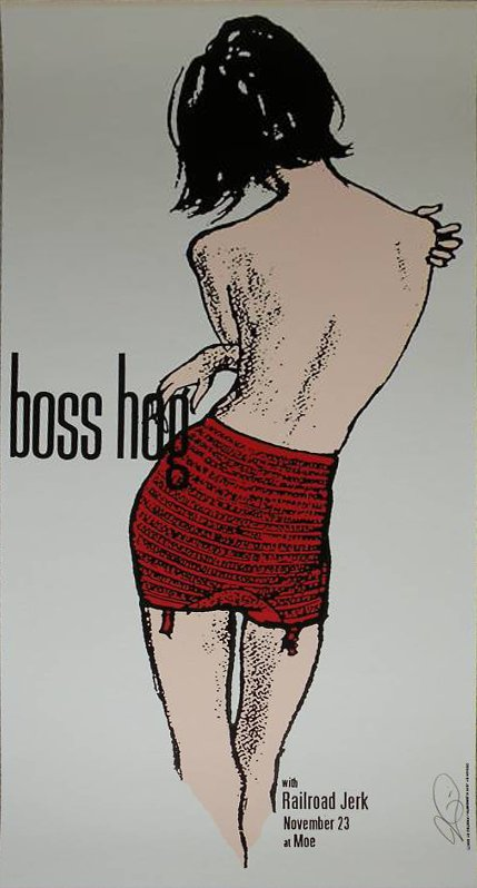 Boss Hog - Moe, Seattle, WA, US (23 November 1995)