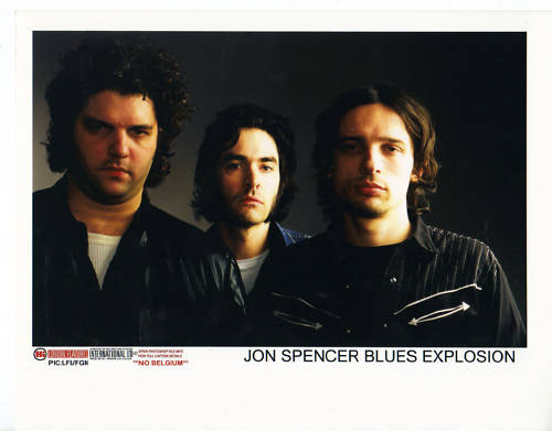 Blues Explosion / JSBX Promotional Photo [#15] (PHOTO, UK)
