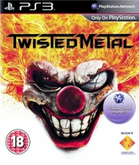 V/A feat. The Jon Spencer Blues Explosion - Twisted Metal (PLAYSTATION 3 GAME, UK)
